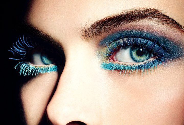 Подбор туши под цвет глаз